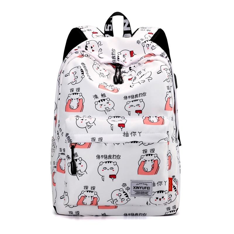 2019 Shoulders Small Bagpack Mini Backpacks Travel Backpack Women Mochila Mujer School Bags For Teenage Girls Back Pack