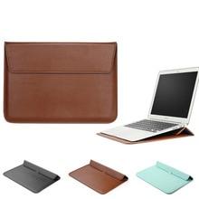 PU кожаный чехол для ноутбука, чехол для Macbook Air Pro retina 11 13 15, охлаждающая подставка для ноутбука, чехол для Macbook Pro 13 15 Touch Bar