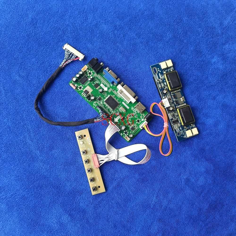 1280*1024 4CCFL HDMI-متوافق DVI VGA M.NT68676 لوحة تحكم لوحة ل LTM170E4/LTM170E5/LTM170E6/LTM170E8 30-Pin LVDS Kit