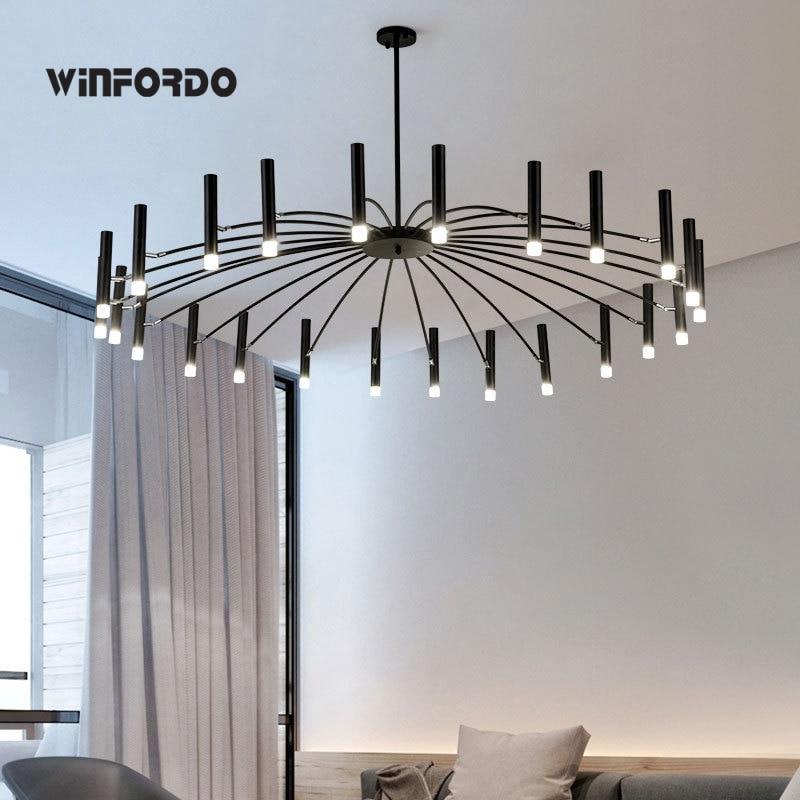 2021 الحديثة تصميم الفن LED الثريا غرفة نوم مطعم مصابيح تعليق للزينة الإضاءة غرفة المعيشة قلادة مصباح المنزل ديكو تركيبات