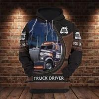 plstar cosmos 3dprint newest trucker car worker art funny menwomen harajuku casual streetwear hoodieszipsweatshirt style 7