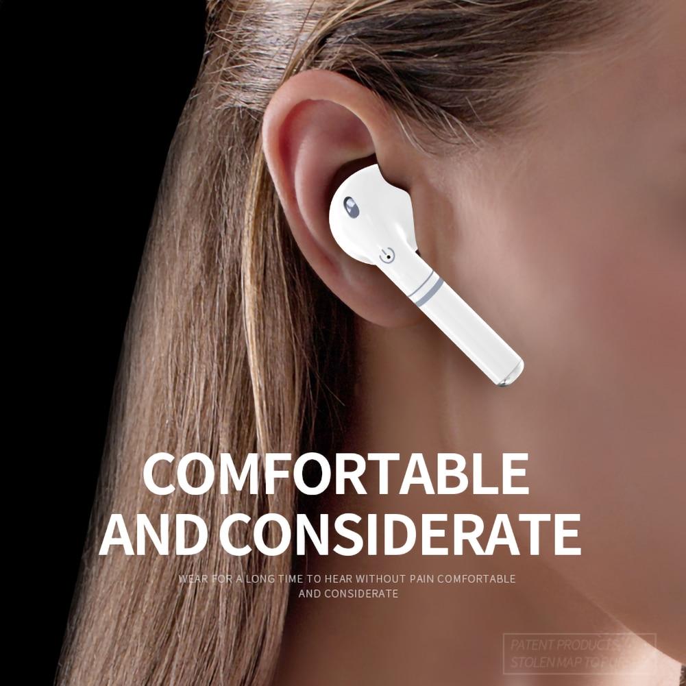 2020 TWS rzeczywiste kolory duży ekran cyfrowy wyświetlacz słuchawki bluetooth własne logo obraz wodoodporny Subwoofer radio hifi