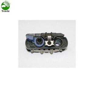 5 комплектов Бесплатная доставка оригинальный 90% новый рамки защитный чехол для мобильного телефона (правый + левый для EP LQ300 LQ-300 принтер
