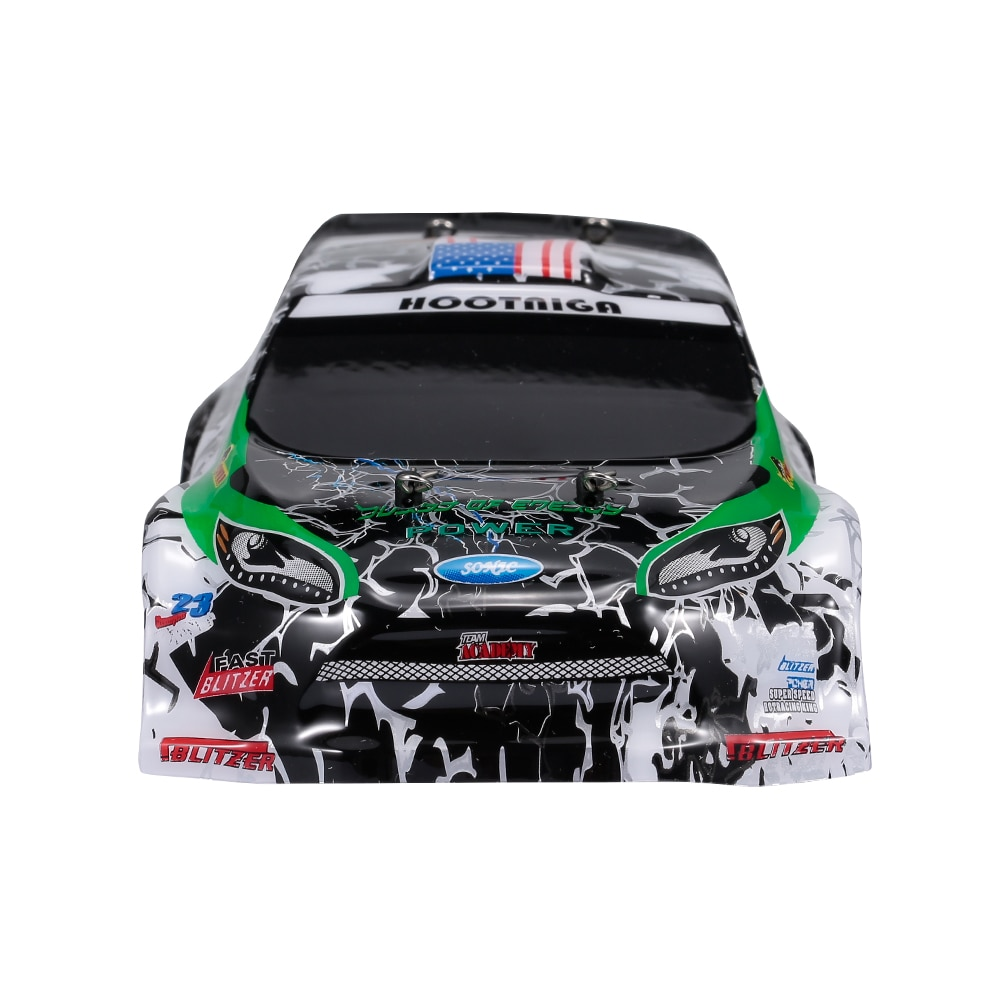 1/28 4WD Brushed 30km/h RC Remote Control Rally Car RTR with Transmitter Explosion-proof Racing Car Drive Vehicle rc cars enlarge
