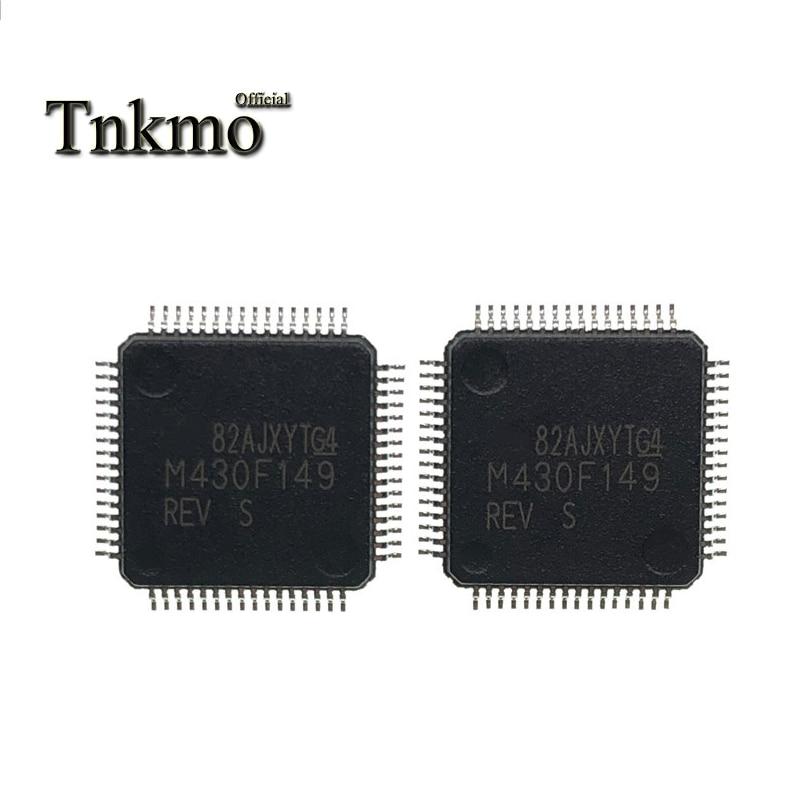 5 uds 10 Uds 20 piezas MSP430F149IPMR LQFP-64 MSP430F149IPM LQFP64 MSP430F149 MSP430F MSP430 M430F149 microcontrolador de nuevo y original