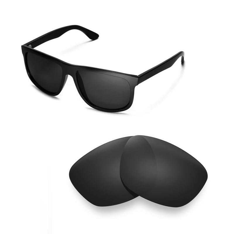 Walleva Polarized Replacement Lenses for Ray-Ban RB4147 60mm Sunglasses USA shipping