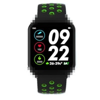 Смарт-часы F8 для мужчин и женщин, Совместимость с Ios, пульсометр, несколько водонепроницаемых спортивных моделей, фитнес-трекер для Android и ...