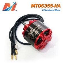Maytech Dual Elektrische Skateboard 6355 190KV E Mountainbike Gemotoriseerde Outrunner Hall Sensor Motor