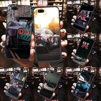 gtr car sports phone case for xiaomi mi max note 3 a2 a3 8 9 9t 10 lite pro ultra black pretty hoesjes silicone waterproof