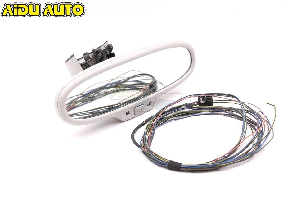 Espejo retrovisor antideslumbrante para Audi A3 8V 8U0 857 511A