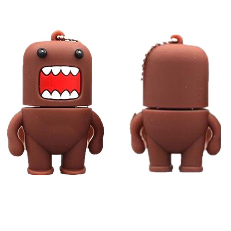 Popular Cartoon Monster Usb Flash Drive High Quality Flash Memory Card Flash Stick 512GB Usb 2.0 Pendrive 128GB 256GB Pen Drive