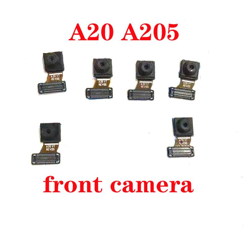For Samsung Galaxy A20 A205 Original Front Small Camera Flex Cable