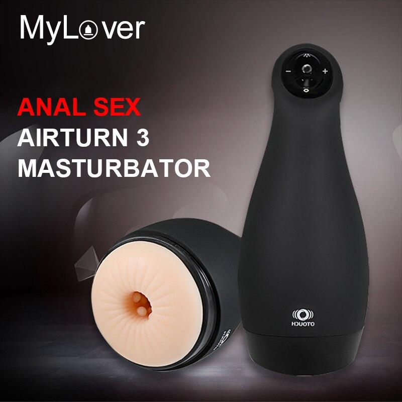 الذكور الاستمناء Airturn 3 اللسان آلة مص هزاز الجنس لعب للرجال المهبل الاستمناء كس كوب الكبار المنتجات