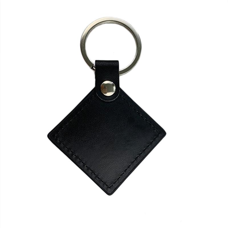 10 шт./лот 125 кГц бесконтактные подлинные брелоки кожаные RFID-брелоки EM4305/T5577/TK4100 водонепроницаемый брелок/бирка