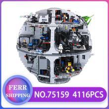 Die 05063 Kompatibel Mit Legoinglys Wars Plan Serie 75159 Death Star Bausteine Ziegel 10188 Pädagogisches Spielzeug Geburtstag Geschenk