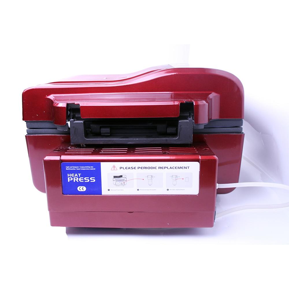 ST-3042 3D Sunmeta التسامي الحرارة الصحافة آلة 3D فراغ التسامي نقل الحرارة آلة