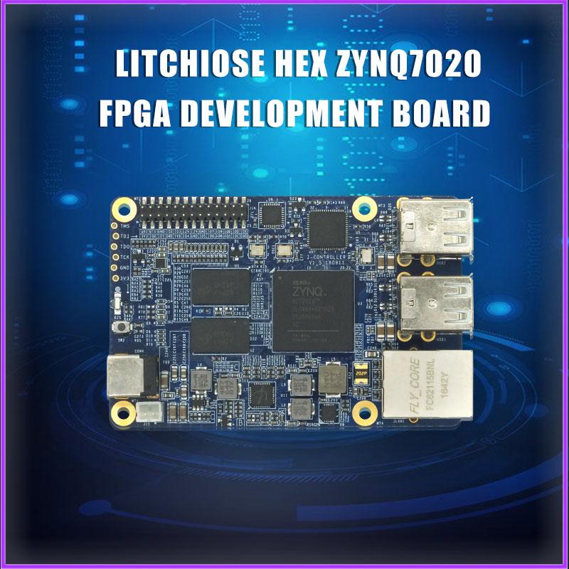 Litchi HEX ZYNQ7020 FPGA conseil de développement framboise tarte édition ZEDBOARD