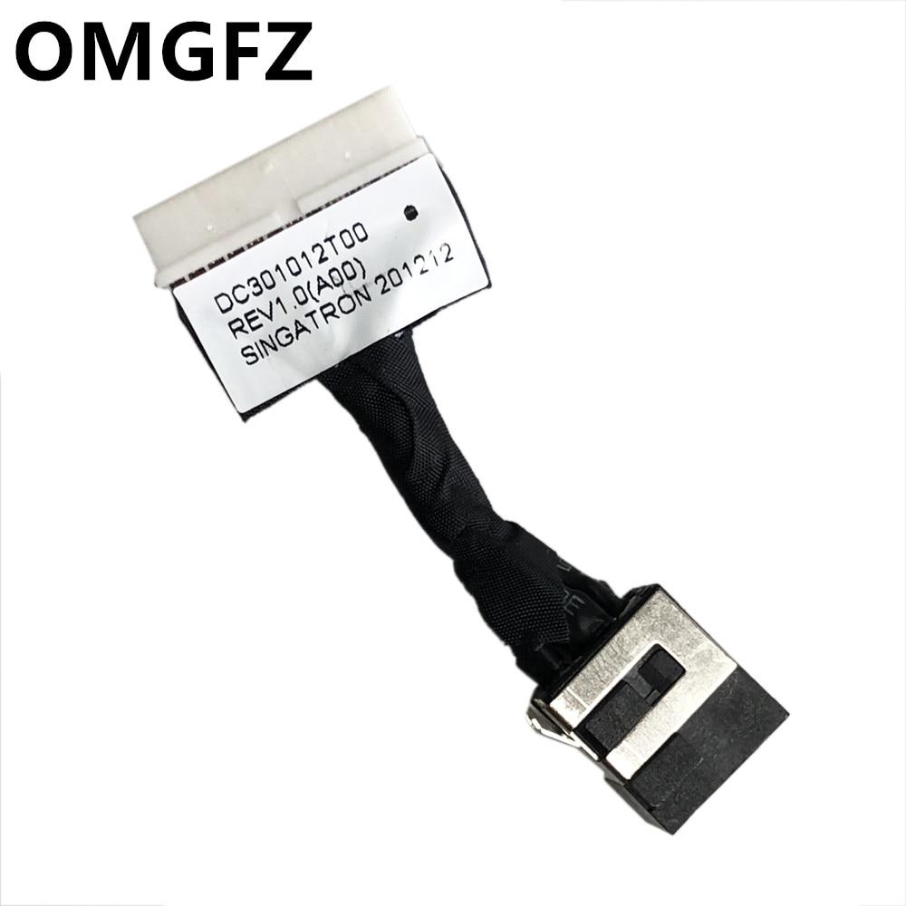 Toma de corriente continua para DELL Alienware 17, 51m, DC301012T00 0DF23M, novedad