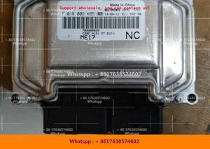 For BAIC Senova D20 D50  car engine computer board/ME17 ECU/F01R00DK65 M00000820 F01RB0DK65/F01R00DDV1 F01RB0DDV1 C00010444