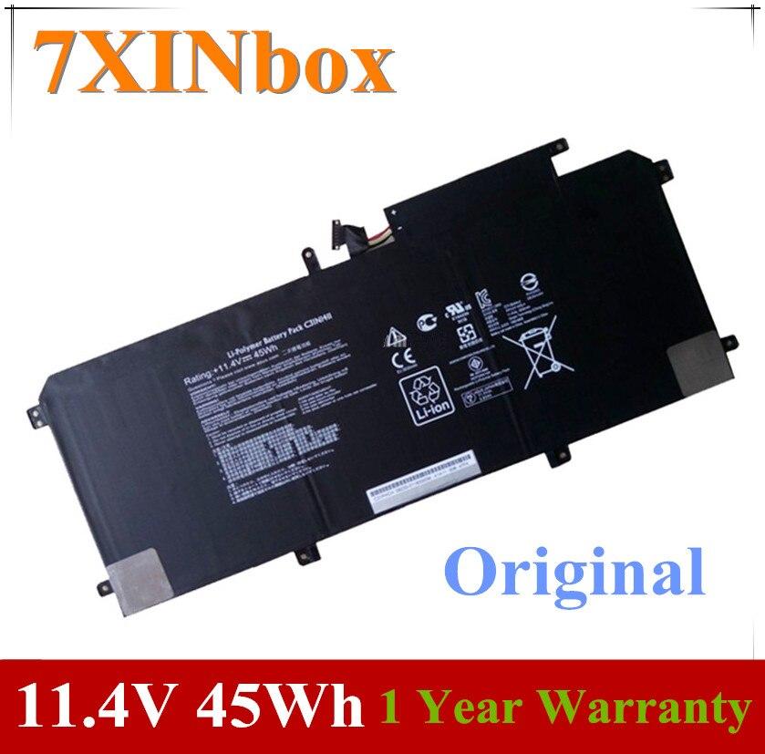 7XINbox 11.4V 45wh C31N1411 Laptop Battery For ASUS U305F U305L U305 305F U305FA5Y10 U305FA5Y71 Note