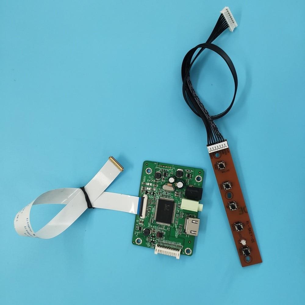 عدة ل B156HAN02.2 HW0A/B156HAN02.1 HW2A EDP HD شاشة 1920X1080 عرض لوحة تحكم صغيرة سائق LED HDMI كابل لوحة LCD