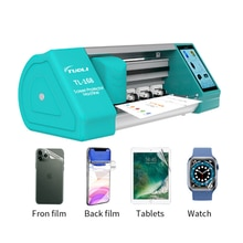 Новейшая модель; TL 168 автоматическая машина для резки пленки телефон ЖК дисплей Экран задняя крышка протектор для лазерной резки телефон часы Airpods Камера