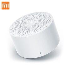 Оригинальный Xiaomi MI Xiaoai беспроводной Bluetooth мини динамик стерео Портативная версия умный дом с микрофоном Голосовое управление Handsfree