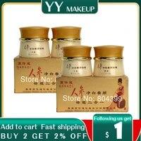 gakadi ginseng freckle removing cream day cream 18g night cream 18g 4sets per lot