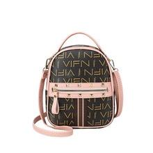 Vento Marea Mini Backpack Crossbody Bag For Teenage Girl 2020 Revit Women Shoulder Phone Purse Vintage New Trendy Female Bagpack