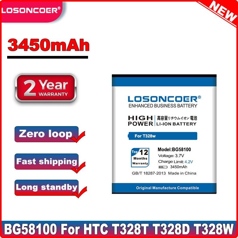 3450mAh BL11100 BG58100 BG86100 batería para HTC deseo V/VC/VT T328T T328D T328W sensación XE Z710E G14 G17 EVO 3D X515M X515D