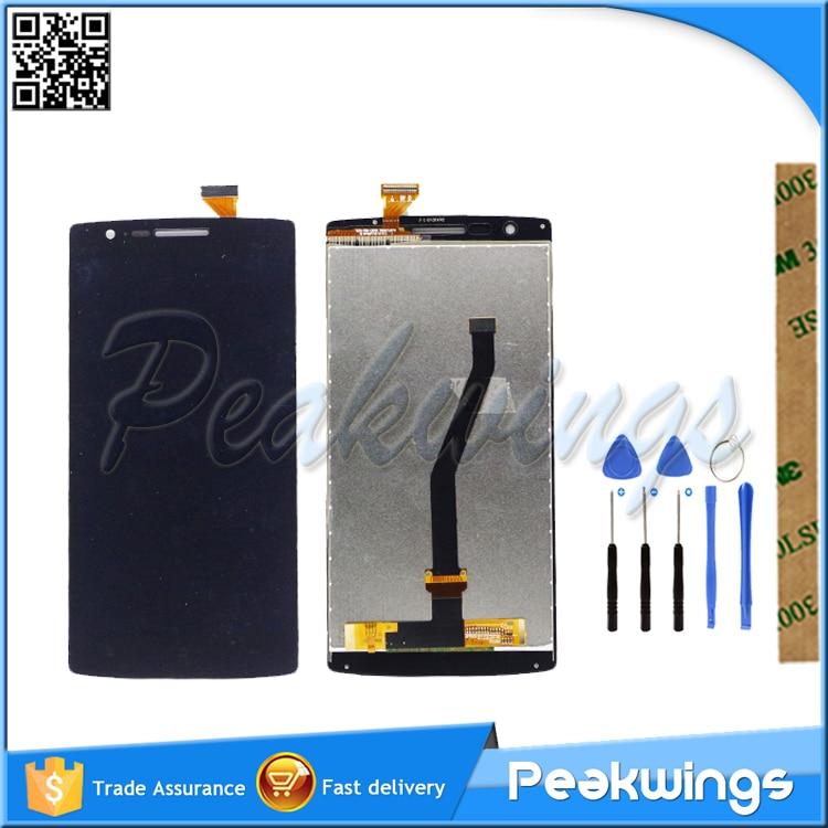 Pantalla LCD probada para OnePlus One OnePlus 1 A0001 pantalla LCD con montaje táctil