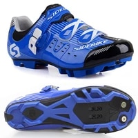 2021 cycling shoes mtb mountain bike shoes road bike shoes sapatilha ciclismo sapatilha mtb shoes 7 colors blue black white red