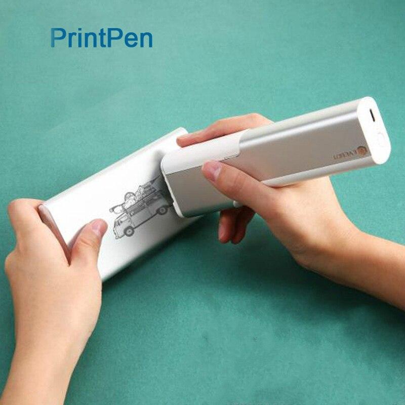 Mobilna drukarka atramentowa drukarka ręczna DIY Marker drukarka kolorowa do Logo data ważności drukowanie kodów partii Impresora Portatil