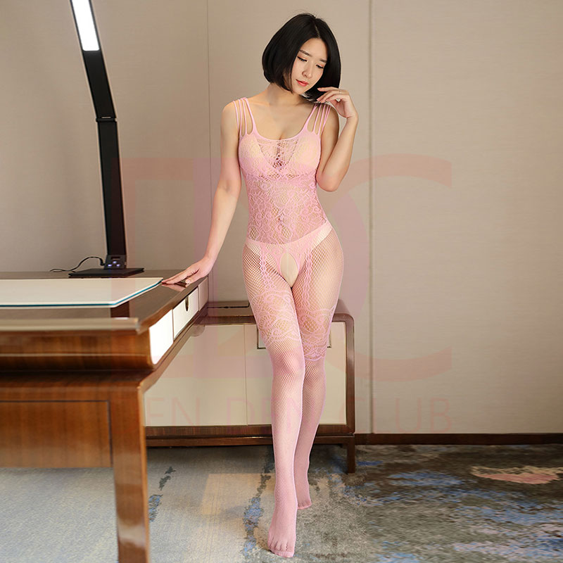Cute Sexy Catsuit Sexy Open Crotch Erotic stockings Sexy Body-stockings Sexy Bodysuit Cosplay Sexy T