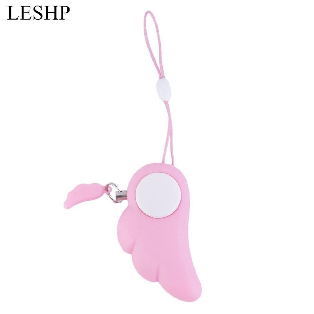 OUTAD Girl Women Anti-Attack Panic Safety Security Rape Alarm Mini Loud Self Defense Supplies Emergency Alarm Home Protect Kits