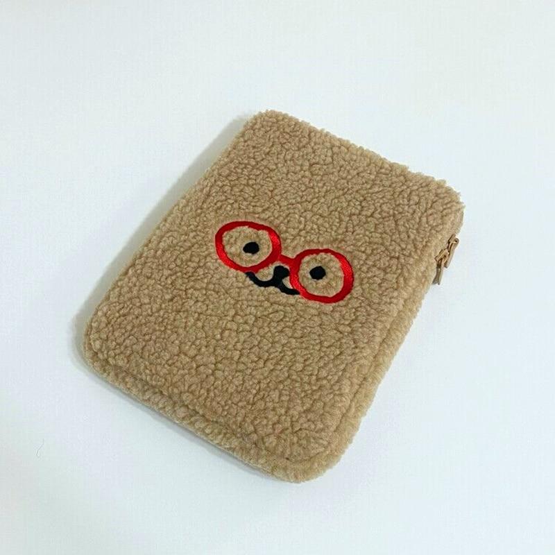 ipad pouch fashion cute cartoon pro11 10.9 10.8 101.5 10.2 9.7 inch air4/3/2/1 surface 8th 7th 6th 5th  tablet sleeve case bag
