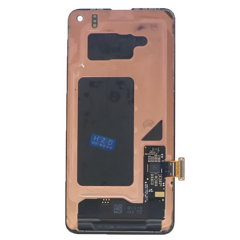 100%Original AMOLED LCD For SAMSUNG Galaxy S10E G970F/DS G970U G970W SM-G9700 S10e Lcd Display Touch Screen Digitizer With spots enlarge