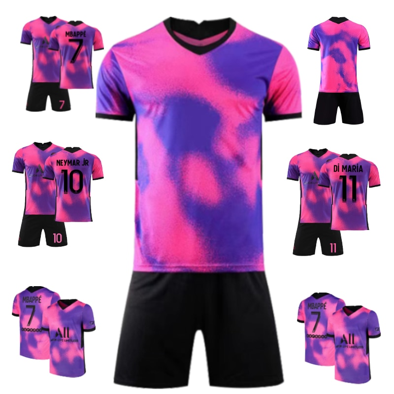 2021 Children's and Adult Soccer T-Shirt Set, Running Soccer Set, Blazer, Track Wear, Uniform shane stay why american soccer isn t there yet