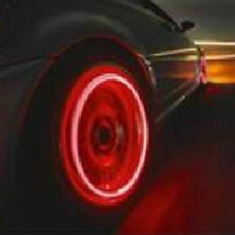 4 шт., колпачки на автомобильные шины