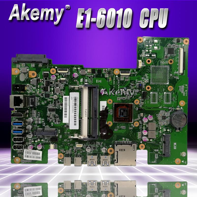 Akemy ل For Asus ET2030A ET2030 الكل في واحد اللوحة الأم E1-6010 وحدة المعالجة المركزية 90PT0131-R00000