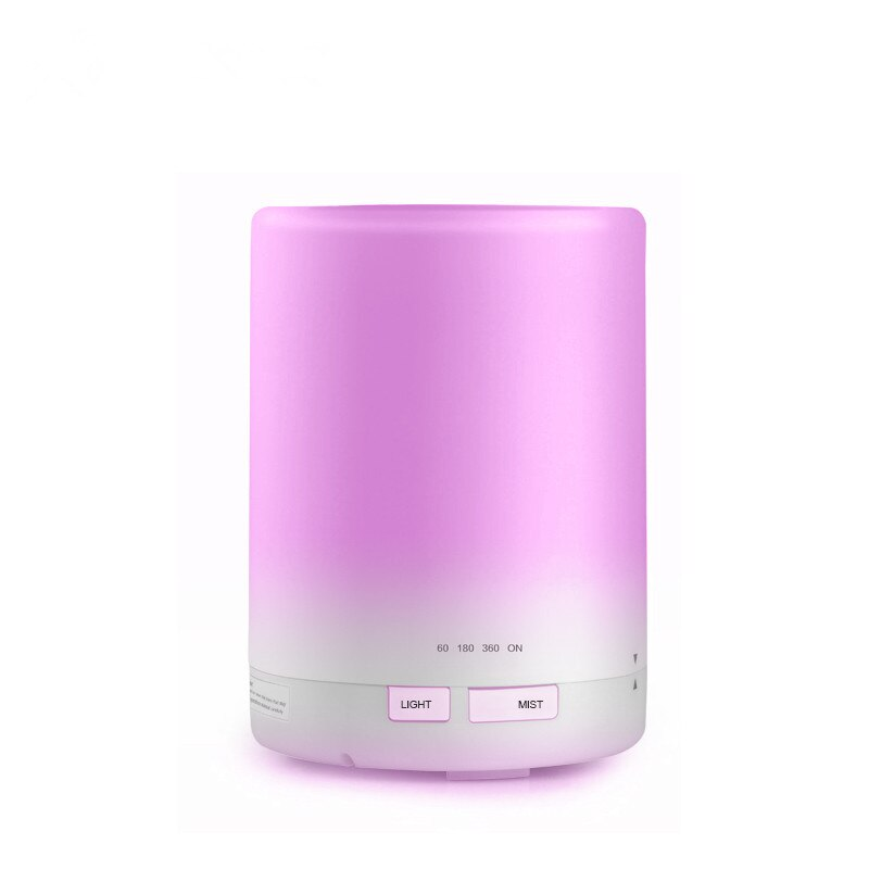 300ml Aroma Essential Oil Diffuser,Ultrasonic Air Humidifier 8-9 HOURS Continuous Diffusing -  4 Timer Settings недорого