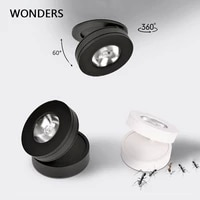 nordic adjustable angle ceiling light simple home decoration spot led lamp surface mounted shop store ceiling luminaria lighting