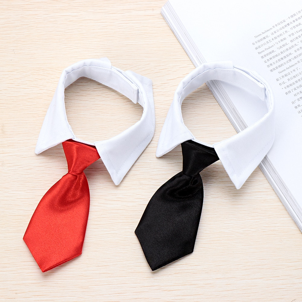 halloween magician style cotton coat cap suit for pet cat dog white black s Pet Dog Cat Formal Necktie Tuxedo Bow Tie Black and Red Collar for Dog Cat Pet Accessories Suit for small medium dogs and cats