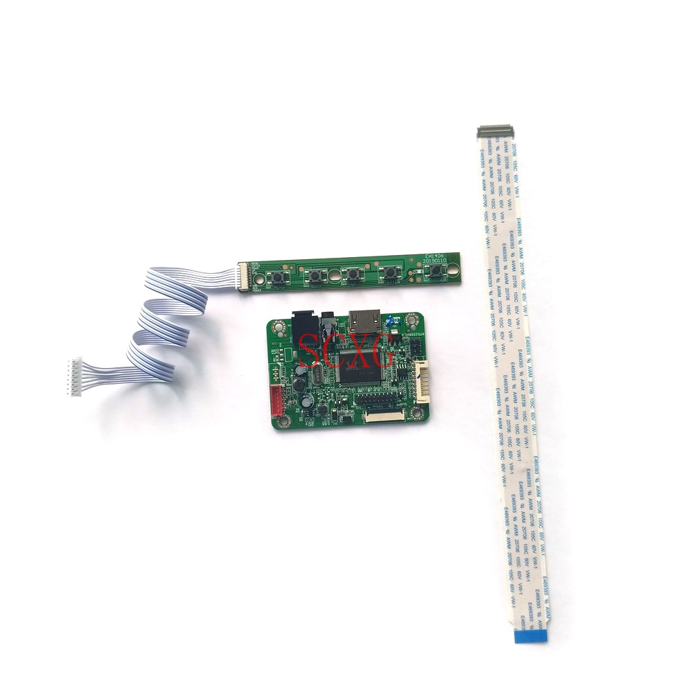30 دبوس eDP شاشات كريستال بلورية 1366*768 LED عدة HDMI متوافق صالح LP140WH8-TPA1/TPC1/TPD1/TPE1/TPG1/TPH1 لوحة تحكم محرك المجلس