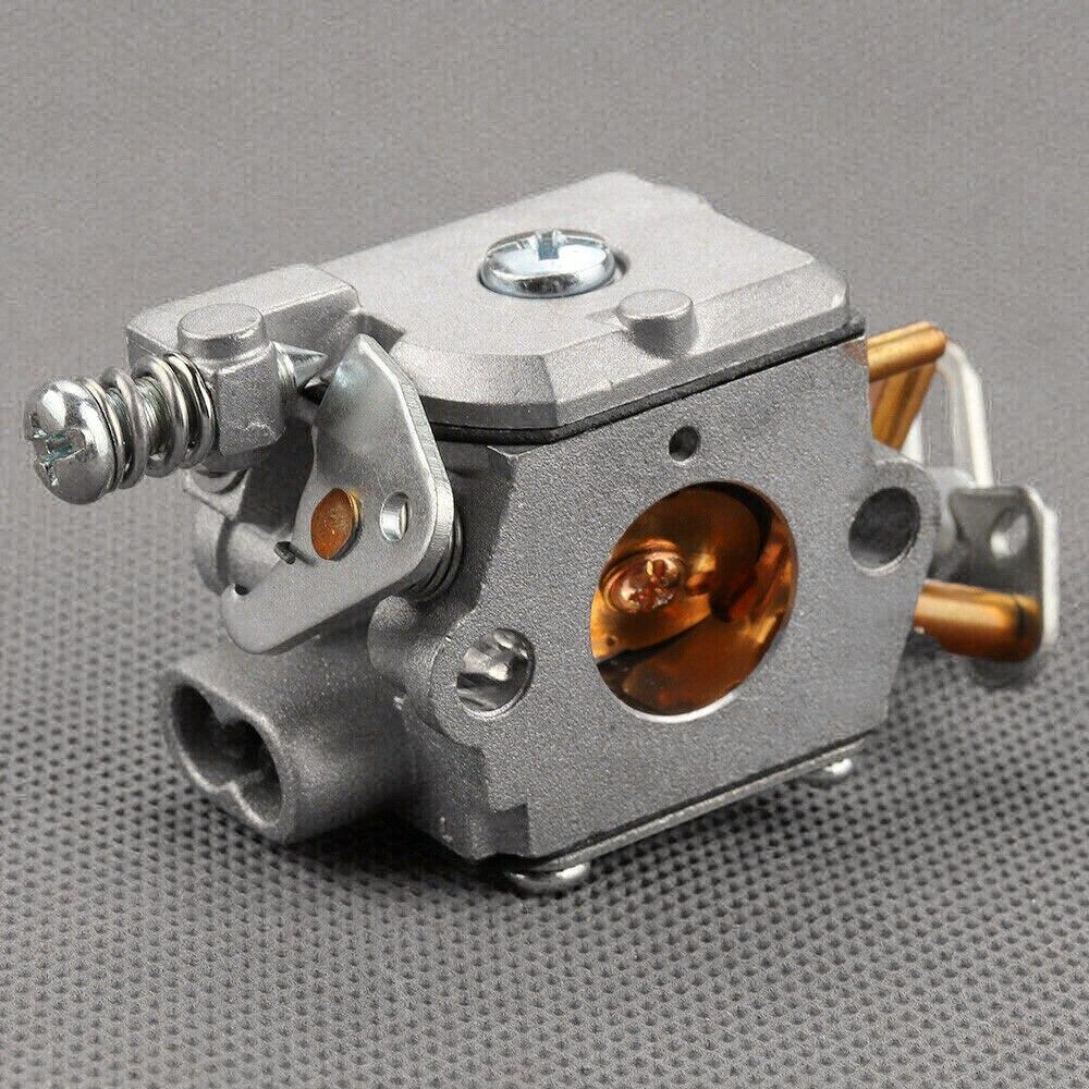 309360001 Carburetor Kit For Homelite UT10519 UT10522 UT10526 46CC Chain Saw Primer Bulb Gaskets Garden Equipment Accessories