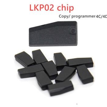50pcs original LKP02 LKP-02 transponder chip can clone 4C/4D/G chip