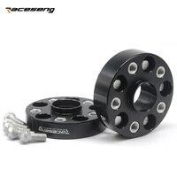 2/4Pieces 25/30/35/40/50mm PCD 5x112 57.1mm Wheel spacer adapter for Audi TT Q3 R8 A3 A6 VW Octavia Magotan Scirocco CC