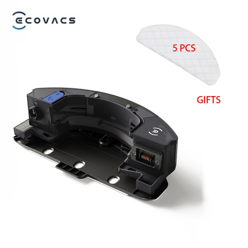 OZMO PRO MOPPING SYSTEM FOR OZMO T8, T8+,T8 AIVI Compatible with ECOVACS DEEBOT OZMO T8, T8+,T8 AIVI