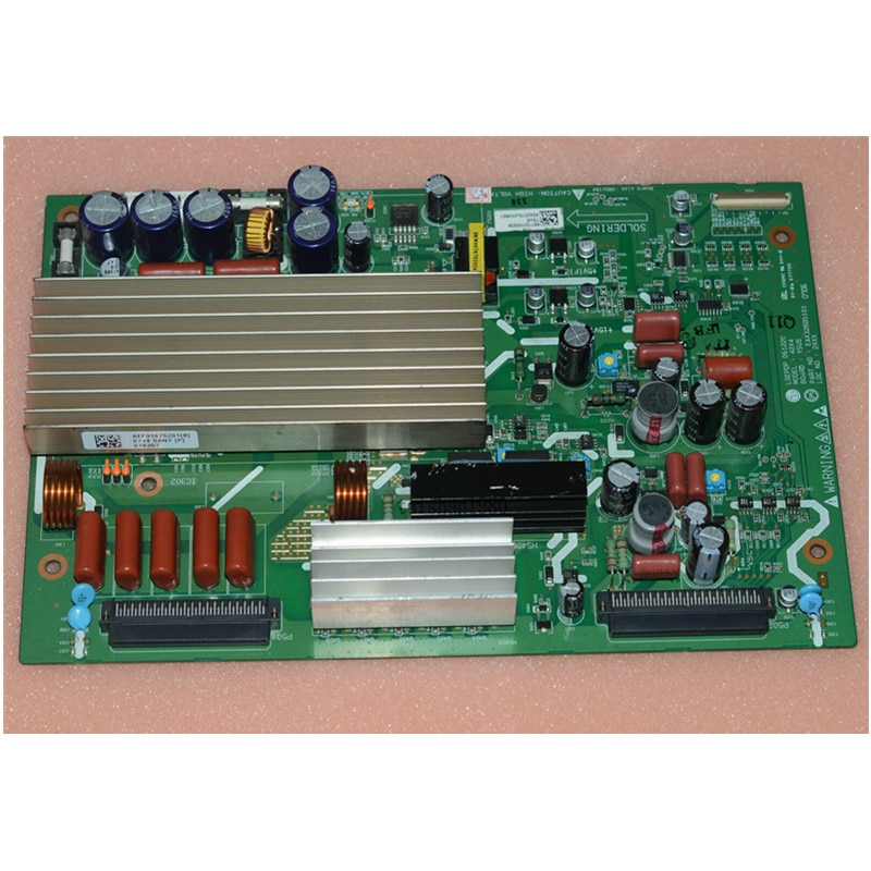 Ysus Board 6870QYH008A 6871QYH063A FOR LG PDP42X4 PDP42