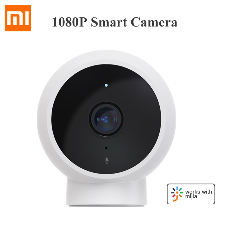 Xiaomi  IP Camera Wifi Outdoor Surveillance 1080P HD Night Vision AI Detection 170° IP65 waterproof Baby Security Monitor Mijia